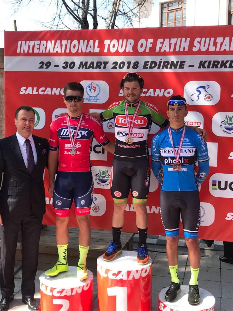 podio Tour of Fatih Sultan Mehmet